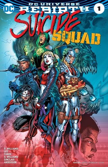 Suicide Squad Cover - 10/1/2016