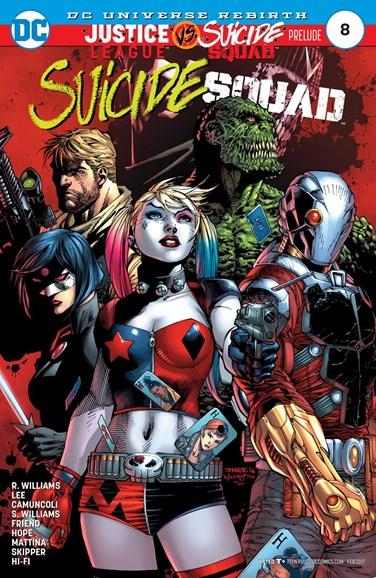 Suicide Squad Cover - 2/1/2017