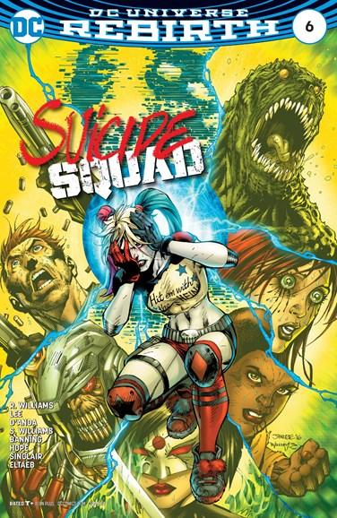 Suicide Squad Cover - 1/1/2017