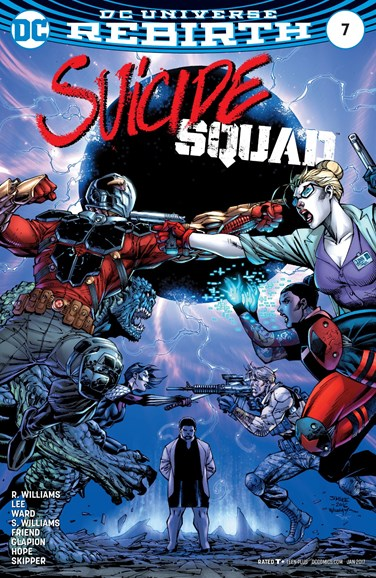 Suicide Squad Cover - 1/15/2017