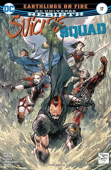 Suicide Squad Cover - 7/1/2017