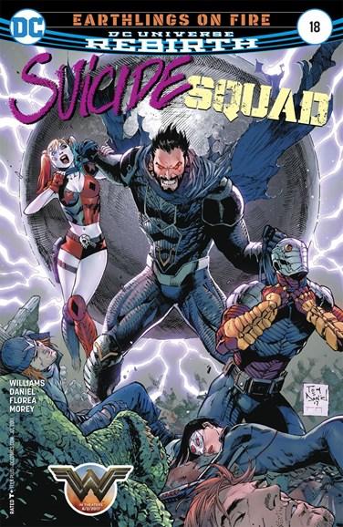 Suicide Squad Cover - 7/15/2017
