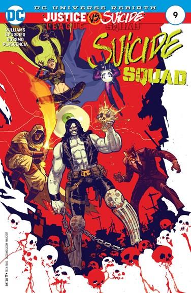 Suicide Squad Cover - 3/1/2017