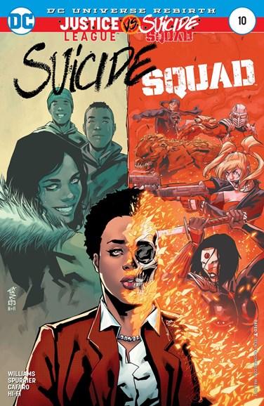 Suicide Squad Cover - 3/15/2017