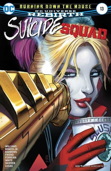 Suicide Squad Cover - 5/1/2017