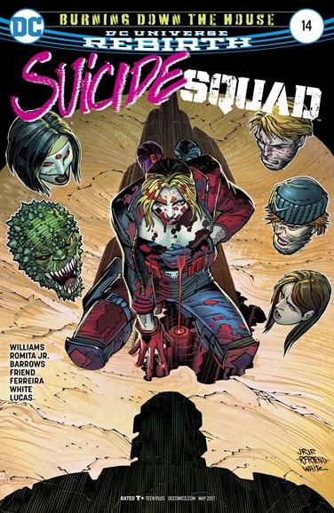 Suicide Squad Cover - 5/15/2017