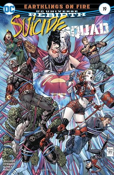 Suicide Squad Cover - 8/1/2017