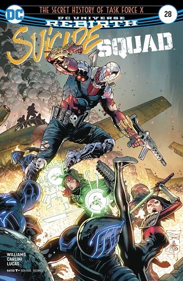 Suicide Squad Cover - 12/15/2017