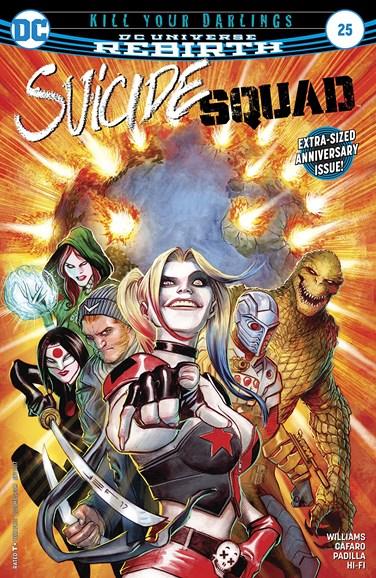 Suicide Squad Cover - 11/1/2017