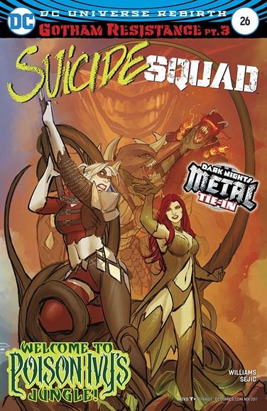 Suicide Squad Cover - 11/15/2017