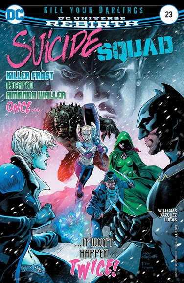 Suicide Squad Cover - 10/1/2017