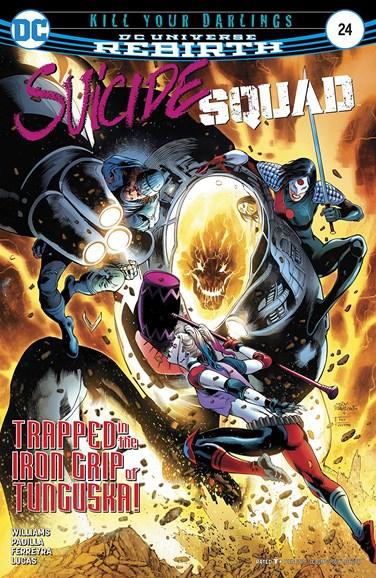 Suicide Squad Cover - 10/15/2017