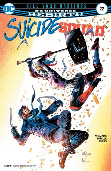 Suicide Squad Cover - 9/15/2017
