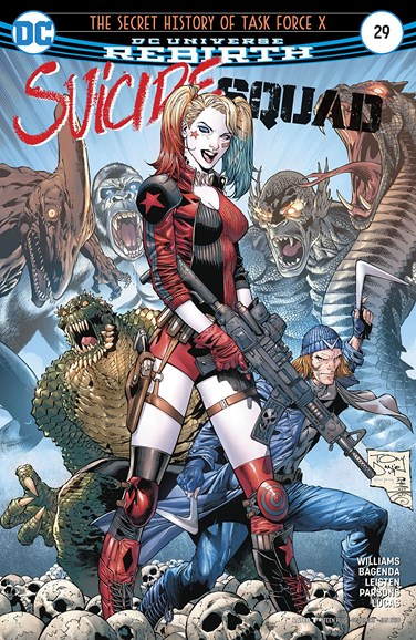 Suicide Squad Cover - 1/1/2018