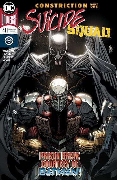 Suicide Squad Cover - 7/1/2018