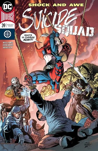 Suicide Squad Cover - 6/1/2018