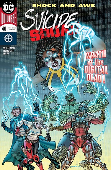 Suicide Squad Cover - 6/15/2018