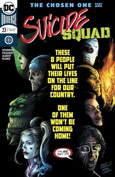 Suicide Squad Cover - 3/1/2018
