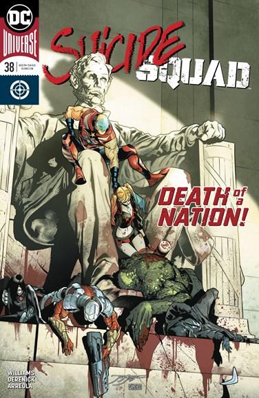 Suicide Squad Cover - 5/15/2018