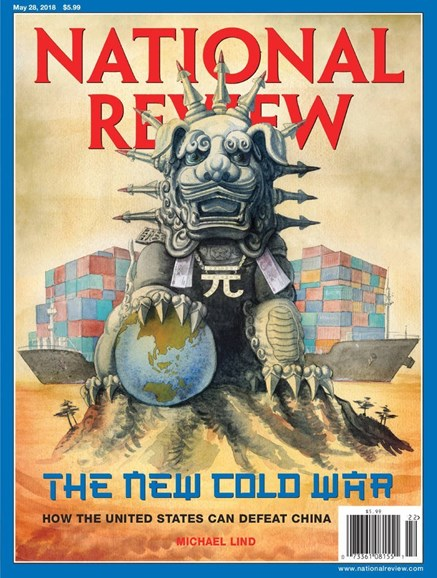 National Review Cover - 5/28/2018