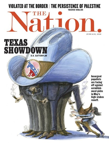 The Nation Cover - 6/4/2018