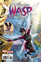 Unstoppable Wasp 4/1/2017