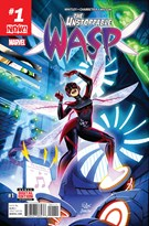 Unstoppable Wasp 3/1/2017
