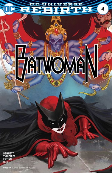 Batwoman Cover - 8/1/2017