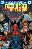Red Hood and the Outlaws 10/1/2016