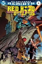 Red Hood and the Outlaws 2/1/2017
