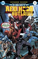Red Hood and the Outlaws 12/1/2017