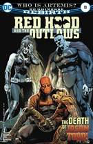 Red Hood and the Outlaws 7/1/2017