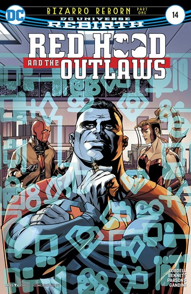 Red Hood and the Outlaws Cover - 11/1/2017