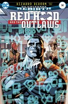 Red Hood and the Outlaws 11/1/2017