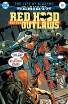 Red Hood and the Outlaws 10/1/2017