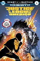 Justice League of America Comic 7/1/2017