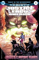 Justice League of America Comic 11/1/2017