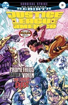 Justice League of America Comic 1/15/2018