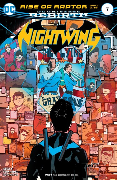 Nightwing Cover - 12/15/2016