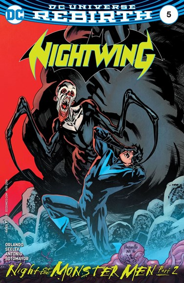 Nightwing Cover - 11/15/2016