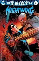 Nightwing Comic 10/1/2016