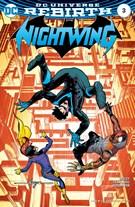 Nightwing Comic 10/15/2016