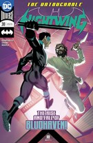 Nightwing Comic 4/1/2018