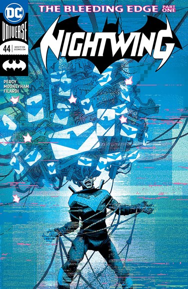 Nightwing Cover - 7/1/2018