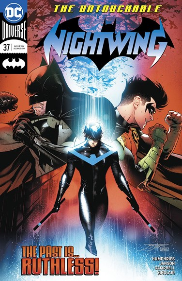 Nightwing Cover - 3/15/2018