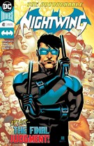 Nightwing Comic 5/15/2018