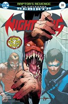 Nightwing Comic 1/15/2018