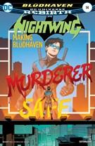 Nightwing Comic 4/1/2017