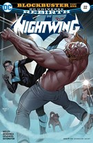 Nightwing Comic 8/1/2017