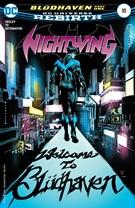 Nightwing Comic 2/1/2017